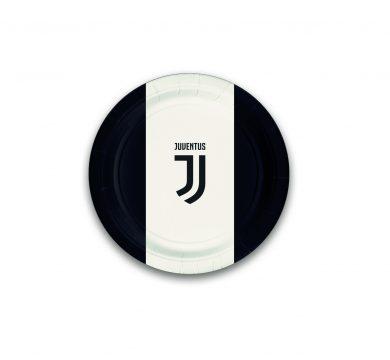 piatto di carta Juventus Football Club