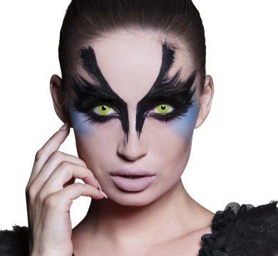 trucco maschera carnevale