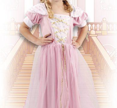bambina costume principessa carnevale