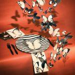 Collezione Premium ELISE farfalle