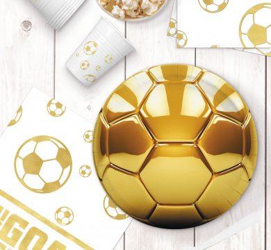 prodotti per festa tema calcio