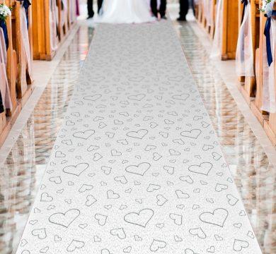 foto navata chiesa matrimonio