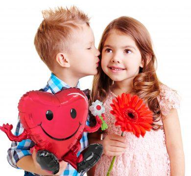 due bambini san valentino
