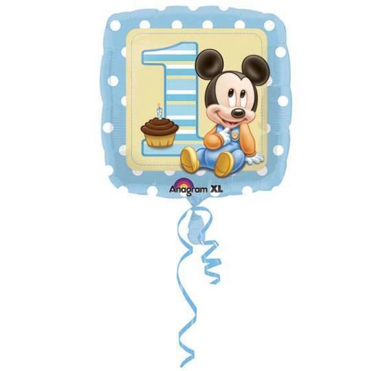 topolino baby disney primo compleanno