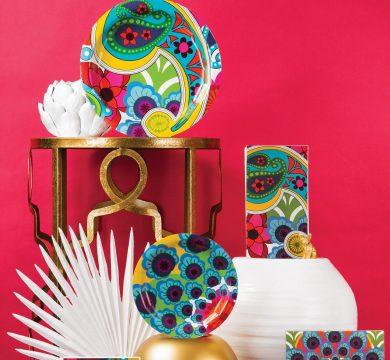 articoli colorati per compleanno adulti
