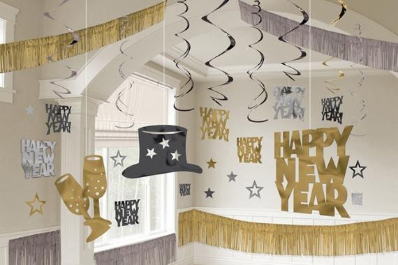 Decorazioni Sala Capodanno : Ingrosso addobbi per capodanno bigiemme
