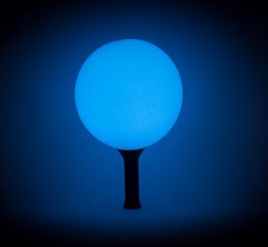 led azzurro
