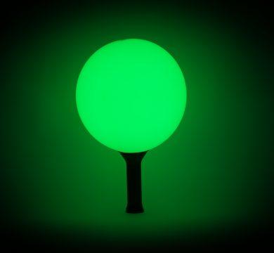 Led verde