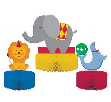 festone animali tema circo