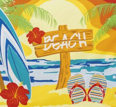 sfondo tema hawaii