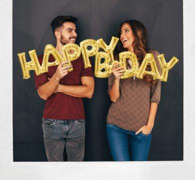 articolo buon compleanno per photo boot