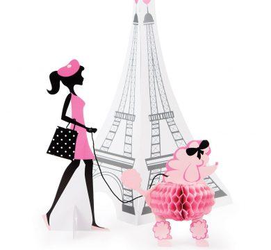 decorazioni feste a tema Parigi