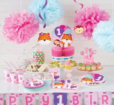 articoli per festa primo compleanno