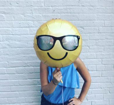 palloncino smile emoji