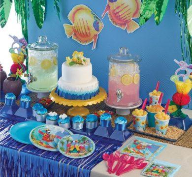 articoli feste tema hawaii