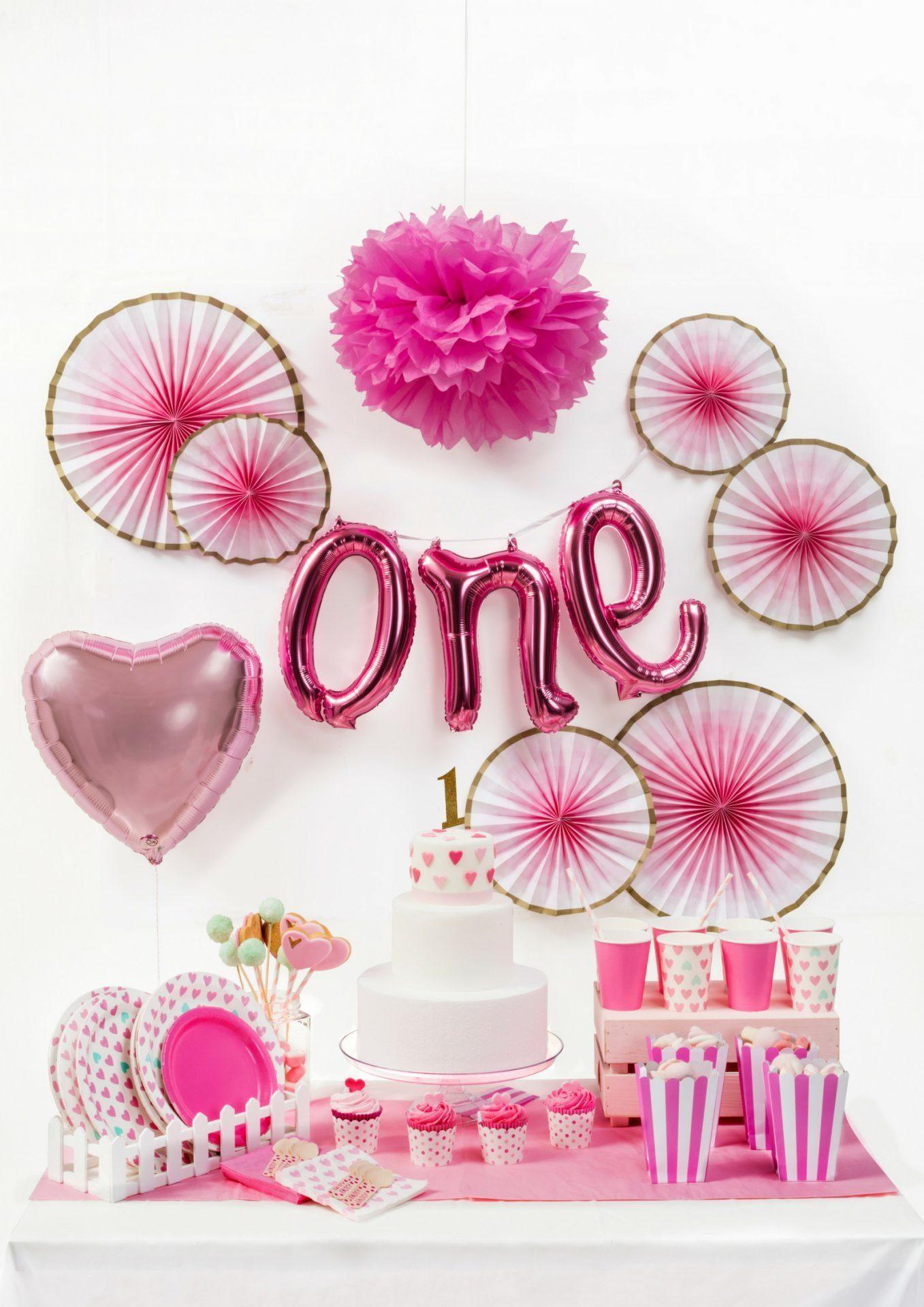 Addobbi Compleanno 1 Anno