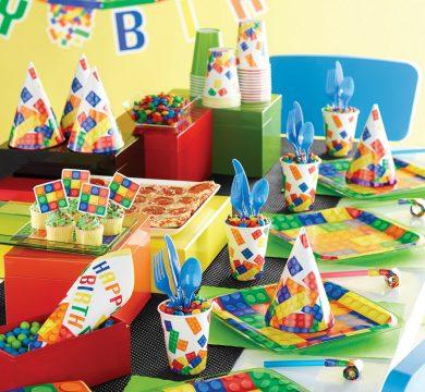 articoli per tavolata festa compleanno
