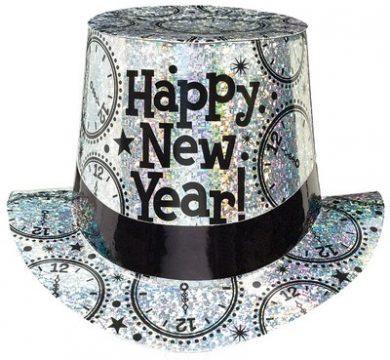 cappello capodanno