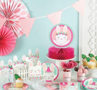 articoli per feste primo compleanno bambina