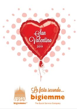 Catalogo Bigiemme San Valentino 2019