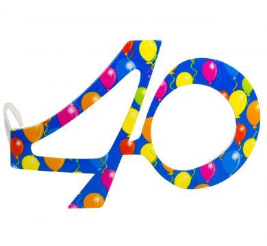 articoli per feste compleanno 40 anni