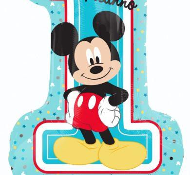palloncino festa 1° compleanno bimbo