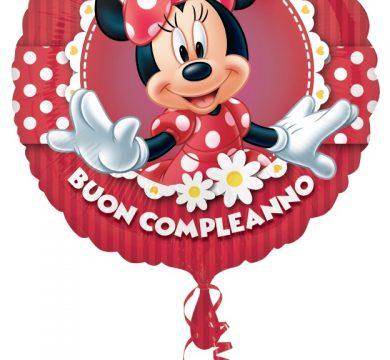 palloncino festa compleanno bambina