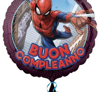 palloncino festa compleanno cartoni animati