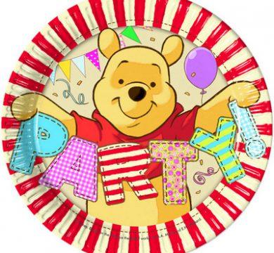 prodotti party cartoni animati winnie the pooh