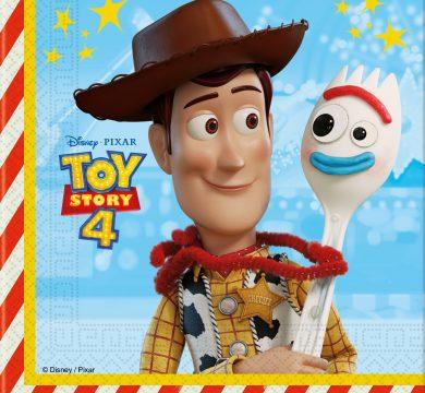 articoli per feste toy story 4