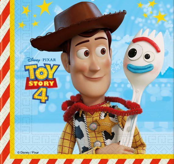 decorazione tavola toy story 4