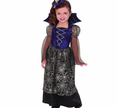 vestito halloween strega bambina