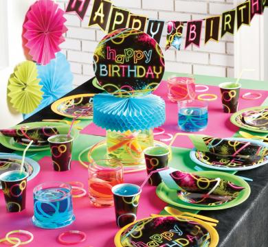 articoli festa compleanno