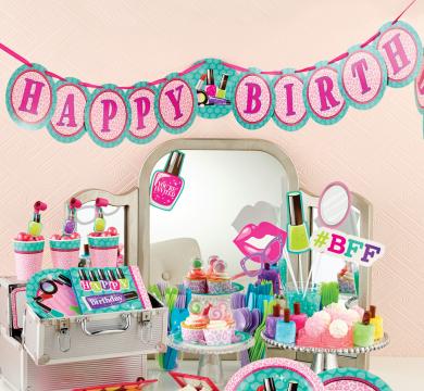 feste compleanno bambini addobbi
