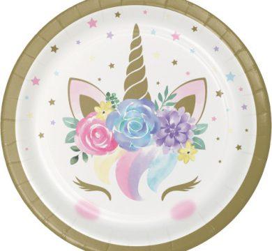 addobbi per festa tema unicorno