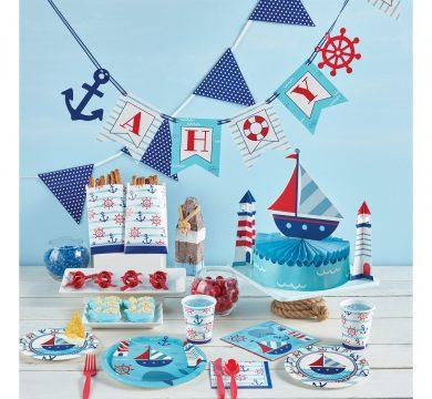 decorazioni per compleanno bimbo
