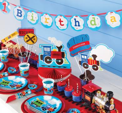 articoli festa 1° compleanno bambino