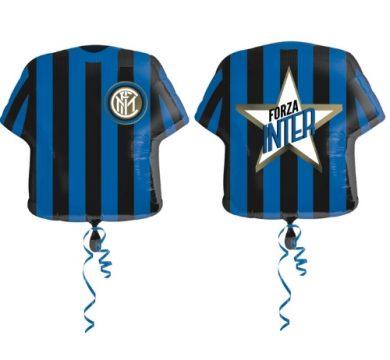 festa a tema Inter
