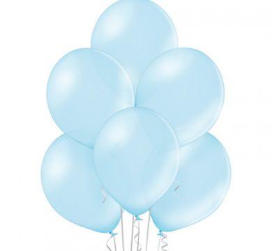 palloncini lattice azzurro
