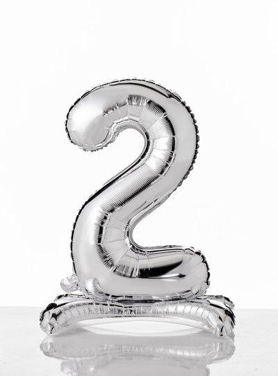 self-standing-balloon-numerati 2 argento