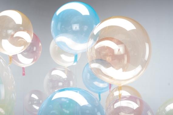 palloncini in lattice