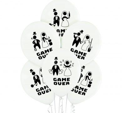 palloncini per addio al celibato nubilato