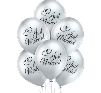 palloncini lattice matrimonio