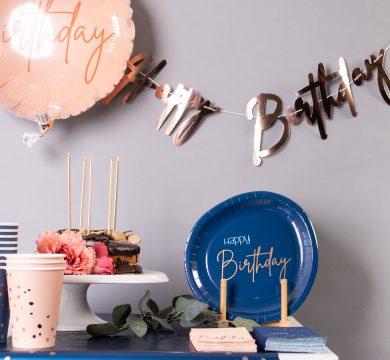decorazioni per compleanno
