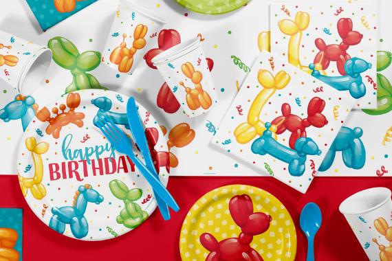 addobbi feste di compleanno bambini