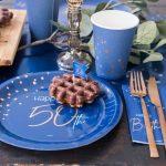 Nuova Linea Happy Birthday: Elegant Lush Blush and Elegant True Blue
