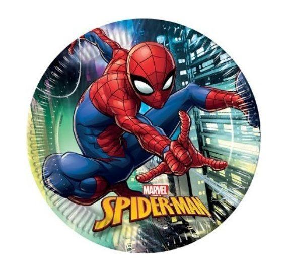 festa a tema spiderman